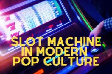 Slot Machine in Modern Pop Culture